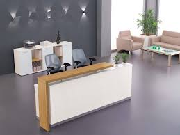 Modern Office Reception Desk Beautiful Modern Wood Reception Desk Contemporary Liltigertoo