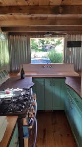 an owner built off grid tiny house on wheels in montana more