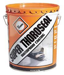 thoro t5010 wht super seal waterproof coating zinnser waterproof