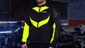 vented motorcycle jacket klim apex air vented motorcycle jacket review youtube