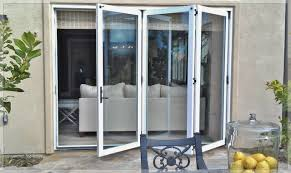 Patio Bi Folding Doors by Concertina Doors U0026 Green Bi Fold Doors