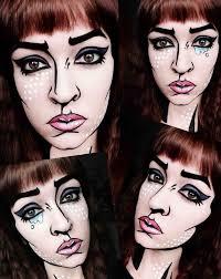 make up artist books best 25 comic makeup ideas on comic book makeup pop