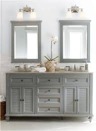 Bathroom Vanity With Drawers On Left Side Bathroom White Marble Top Vanity Elegant Touch For Mirrored