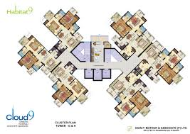 Cluster House Plans Upcoming Housing Projects In Vaishali New Housing Projects In