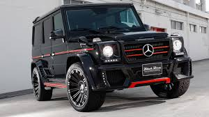 mercedes g class all black index mercedes g class w463 black bison edition