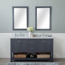 Bathroom Vanity Outlet by 60 U201d Or More Bathroom Vanity From Home Design Outlet Center