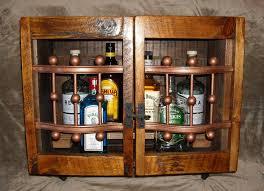 Rustic Bar Cabinet Vintage Industrial Liquor Cabinet Wallpaper Photos Hd Decpot