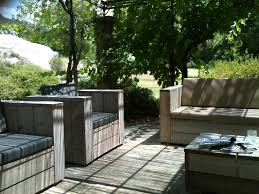 mobilier exterieur design canape exterieur bois tableau exterieur jardin maisonjoffrois