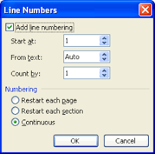 Count Words In A Document In Wordpad Office Space Adding Line Numbers To A Microsoft Word Document