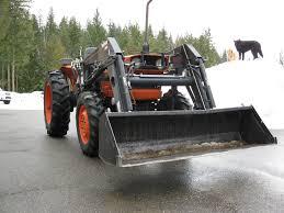 cant find front end loader for my kubota l3000f