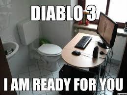 Diablo Meme - body is ready diablo know your meme
