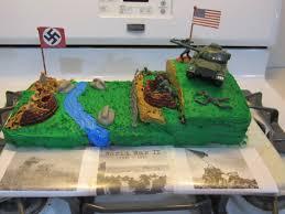 war cakes andon s 9th birthday world war ii theme cakes i made