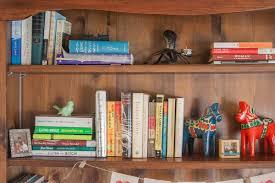 how to style a bookshelf hey wanderer