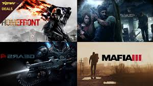best black friday deals 2016 kotaku kotaku uk deals ps4 slim gears of war 4 mafia iii and more