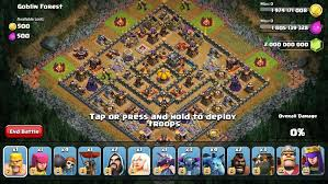 game mod coc apk terbaru clash of clans 9 256 19 unlimited mod hack apk on hax