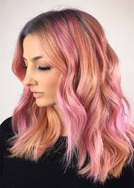 how to blend hair color 52 charming rose gold hair colors how to get rose gold hair glowsly
