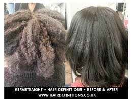 Afro Hair Extensions Uk by Kerastraight Brazilian Blow Dry Before And Afro Afro Hair U2013 Hair