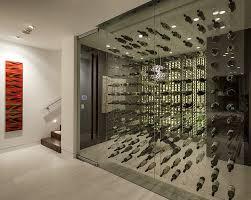 Modern Wine Cellar Design Ideas To Impress Your Guests Glass - Home wine cellar design ideas