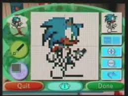 animal crossing city folk sonic pro design