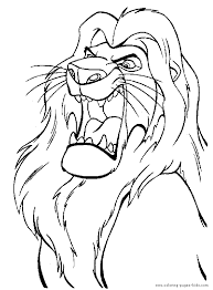 lion king coloring 12 eduardo angel visuals