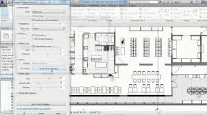Easy Floor Plan Easy Setting To Get A Better Looking Floor Plan In Revit Youtube
