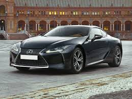 lexus two door coupes new 2018 lexus lc 500 price photos reviews safety ratings