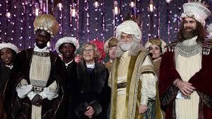 fotos reyes magos cabalgata madrid las fotos de las celebraciones en el mundo por el día de los reyes