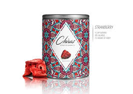 chiraz concept on packaging of the world creative package