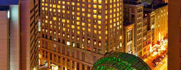 Arts Garden Indianapolis Hotel En Indianápolis Conrad Indianapolis