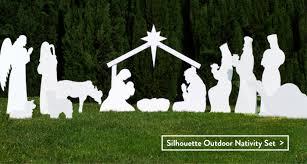 wooden nativity outdoor outdoor designs