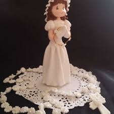 First Communion Cake Decorations Shop First Communion Favors On Wanelo