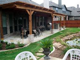 Backyard Covered Patio Ideas Backyard Covered Patio Patio Covers Covered Back Porch Patio