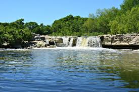 Texas waterfalls images Best central texas waterfalls to cool down in this summer jpg