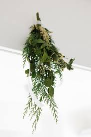 Mistletoe Decoration 27 Easy Christmas Home Decor Ideas Small Space Apartment