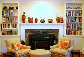 beauteous try arranging items by size on a mantel how to create