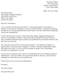 cover letter attorney receptionist cover letter sample law