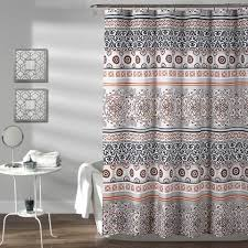 Lush Shower Curtains Buy Shabby Chic Shower Curtains Lush Décor Www