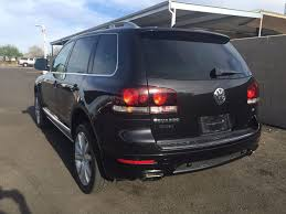volkswagen touareg black 2010 used volkswagen touareg 2010 volkswagen touareg fully loaded