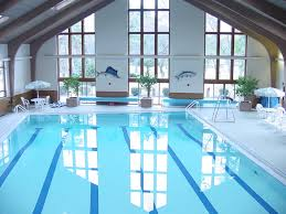 indoor swimming pools home decor waplag pool interior design doors