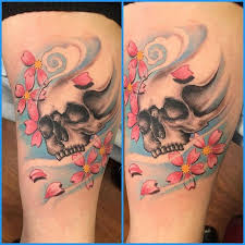 skull by ralph from studio 28 tattoos 20170325
