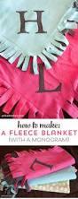 No Sew Project How To - best 25 fleece blankets ideas on pinterest fleece blanket