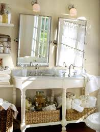 coastal style bathroom mirrors home