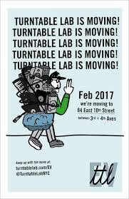 Turn Table Lab East Village Record Store Turntable Lab Closed Its E 7th St