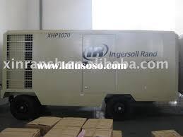 ingersoll rand portable diesel air compressor ingersoll rand