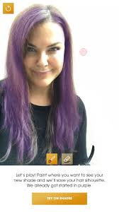 how to see yourself in a different hair color apps to see yourself with different hair color images hair