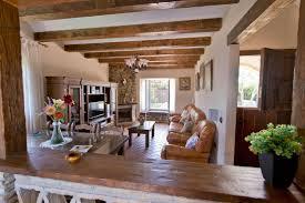 ledersofas im landhausstil herrliche villa andaluciasimple