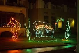 virginia beach christmas lights 2017 holiday lights maola milk merry mile beach street usa