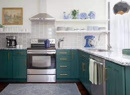 best blue green kitchen cabinet colors the 2019 best greens for kitchen cabinets the