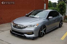 2013 honda accord with 20 inch rims 249914 1 2017 accord honda coilovers kmc km685 silver tucked jpg