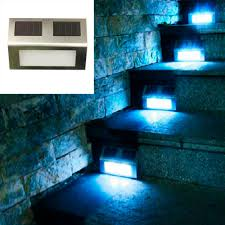 creating for deck stair lights lighting designs ideas